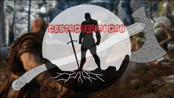 God of war 4 prop digital blueprint kratos leviathan axe te gusta este artculo malvernweather Image collections