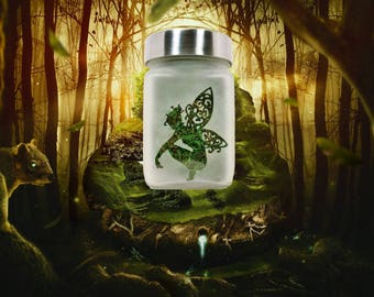 Fairy Stash Jar - Weed Accessories, Stoner Girl Gifts and Stash Jars | Weed Jars | Cool Stash Jars, Stoner Accessories | Ganja Gifts for Her