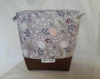 Whimsy Bag | Medium Size Bag | Sock Size Bag | Project Bag