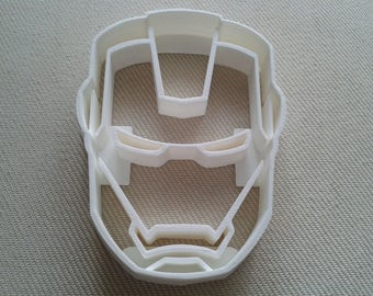 Iron Man Cookie Cutter 3D Printed ON SALE