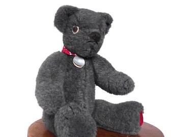 Toy Bear Teddy Bear Vintage 80s Stuffed Bear Bear named Tad