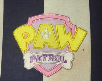 Ready to ship: Paw Patrol Badge