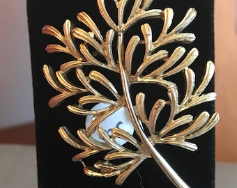 Vintage Brooch -Tree Branch
