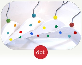 4 children clothes hangers