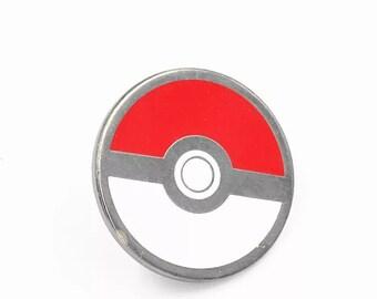 Pokémon Poke Ball Lapel Pin