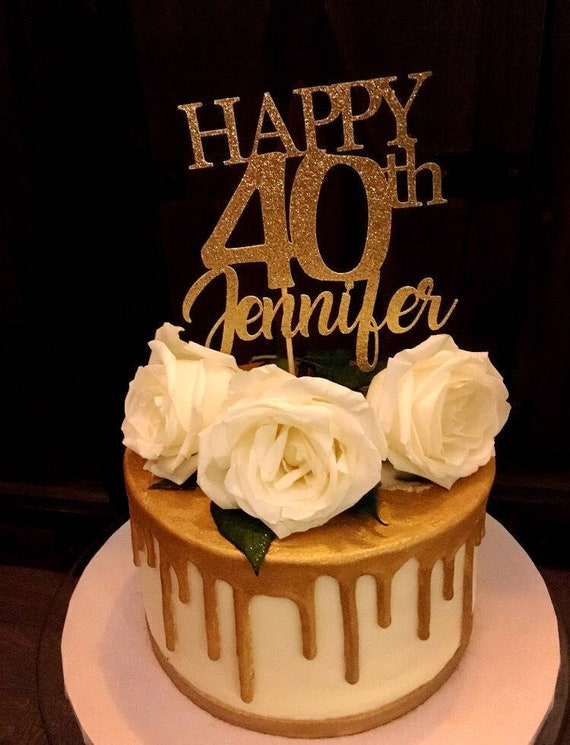 Birthday Cake Topper 30th Birthday Cake Topper 21st Birthday