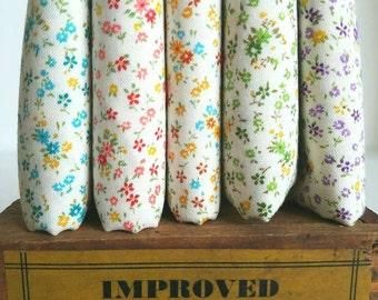 Romantic Memories Petite Florals Fat Quarter Bundle - Cosmo Fabrics