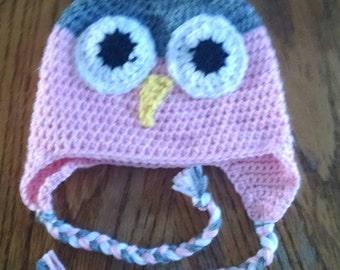 Customized Owl Hat