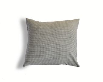 Vintage Houndstooth Pillow