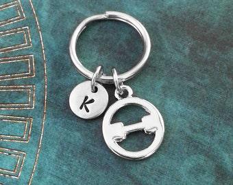 Theta Keychain SMALL Greek Letter Keychain Greek Alphabet Keychain Theta Symbol Keychain Sorority Keychain Fraternity Keychain College Gift