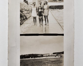 Original Vintage Photograph | Summer Memories
