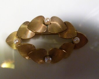 Vintage Carl Art Brooch