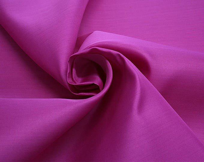 865139-Gazar Natural silk 100%, width 140 cm, made in Italy, dry cleaning, weight 126 gr
