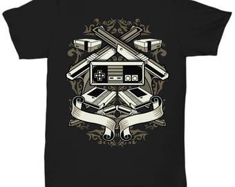 Video Games Retro Classic T-shirt