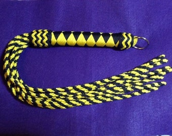 550 Paracord weighted cat of nine tails
