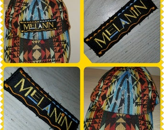 Melanin Aztec Cap
