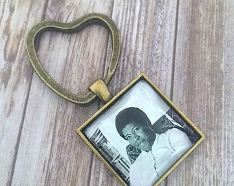 Octavia Butler, Key Chain, Keychain, Black Authors, Women Authors, Kindred, Parable of the Sowers,  Black History