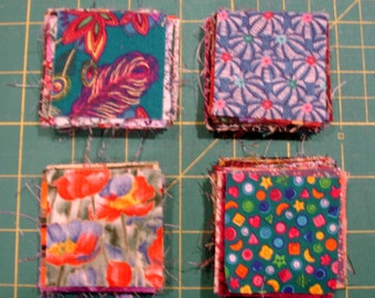 2 Inch Cotton Fabric Squares