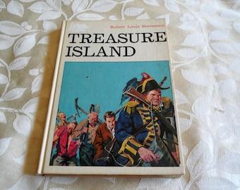 Treasure Island by Robert Louis Stevenson Hardcover 1973