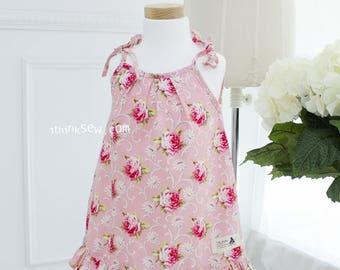 268 Florence Dress (3Y - 10Y) PDF Sewing Pattern
