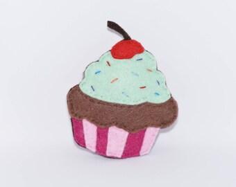 Cupcake Catnip Toy