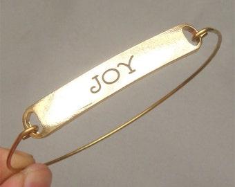 Joy Bangle Bracelet