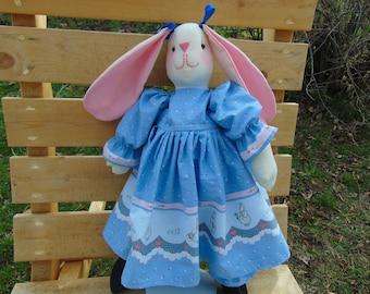 Daisy the Stuffed Bunny Rabbit Doll