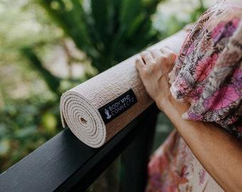 Yoga Mats Natural Eco friendly organic  (Light)