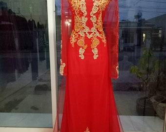 Ao dai wedding | Etsy