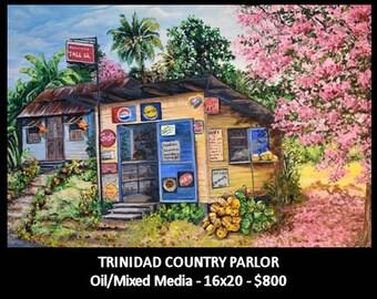 Trinidad Country  Parlor