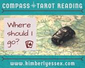 Where should I go? Compas...