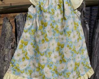 Flutter Dress with Ruffles