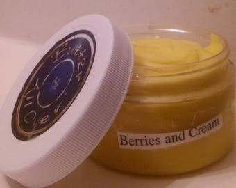 Berries and Cream Body Butter