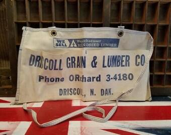 Vintage Cloth Tool Belt