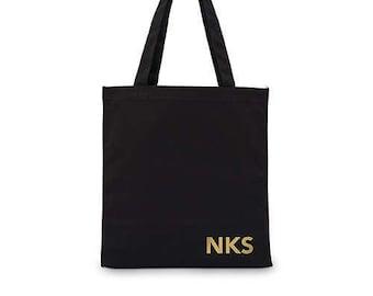 Personalized Monogram Tote Bag - Monogram Tote - Personalized Gift - Canvas Tote - Ladies Tote Bag - Monogram Tote Bag - Custom Monogram