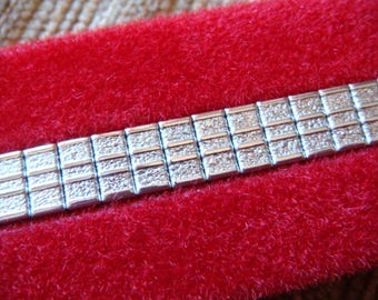 Twist On Women's Watch Band Stainless Steel Watch Band Locking Clasp Watch Band
