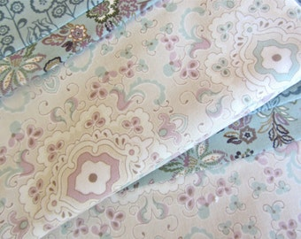 Set of 2 Matching PillowCases - 100% cotton Full or Queen size pillowcase