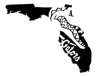 Florida Gators Florida Cutout