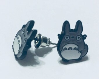 Totoro Anime  Earrings
