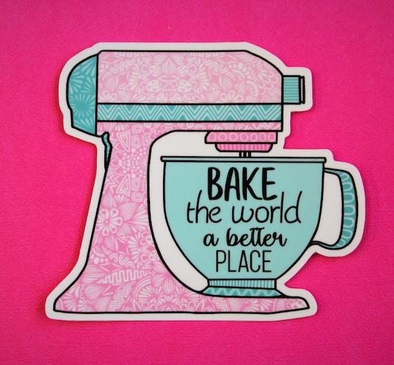 Bakers Sticker