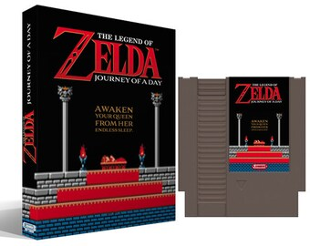 Zelda Journey of a Day Complete Box Set