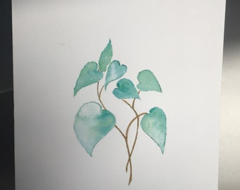 Spring Branches - Blank Cards