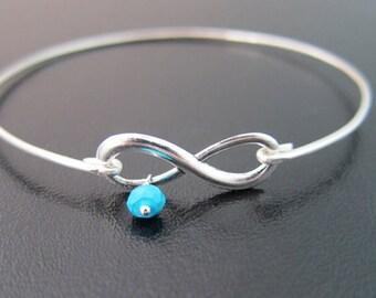 Birthstone Bracelet, New Mom Jewelry, First Mother's Day, Birthstone Jewelry, New Mom Bracelet, Infinity Charm Bracelet