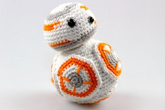 Amigurumi Star Wars : Amigurumi crochet star wars amigurumi crochet bb pattern