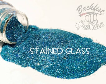 STAINED GLASS    Fine Glitter