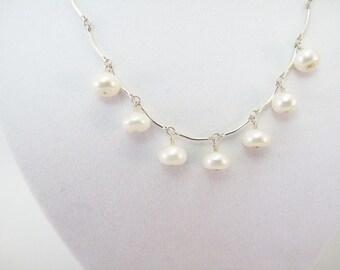 Seven Pearls Between Bars