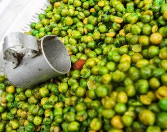 Dried peas photograph art print