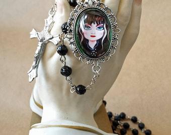 Big Eye Exene Rosary