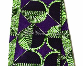 African print fabric 6 yards/ Ankara fabric wholesale/ Supreme Wax Holland/ African Fabric/ African fabric/ clam purple WP1157