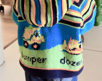 Child's Digger Jacket